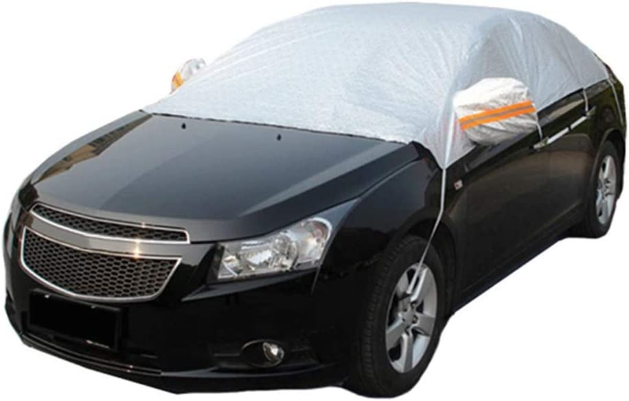New York Mall Yaochen Waterproof Car Cover All Protection Weather Snowproof Indefinitely UV