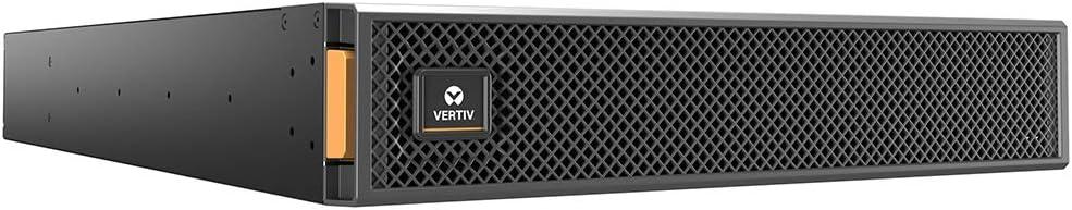 Vertiv Liebert GXT5 144V, 5-6kVA, Lead Acid Battery Replacement Kit for Online Double Conversion UPS, Hot Swappable Internal Battery for Sine Wave Uninterruptible Power Supply(GXT5-144VBATKIT)