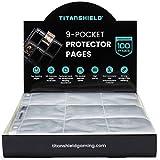 TitanShield (100 Pages) Premium 9-Pocket...