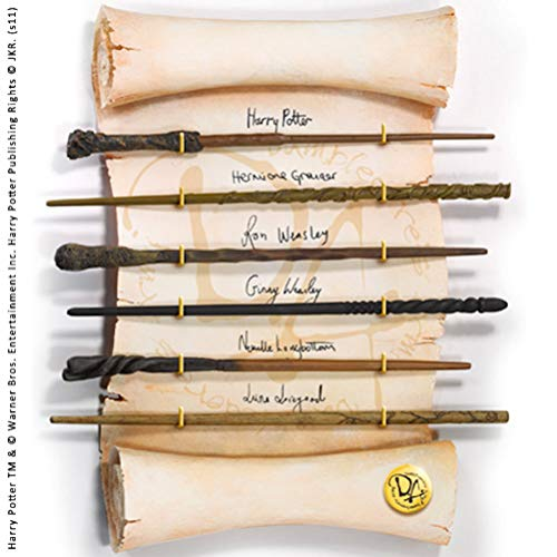 The Noble Collection Dumbledore Army Wands Kollektion