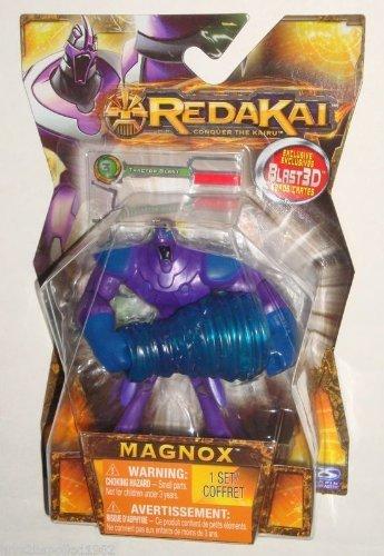 Redakai Magnox Tractor Blast Exclusive Blast 3D Card by Redakai