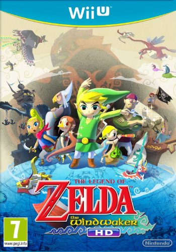 The Legend of Zelda - The Wind Waker HD [Importación Francesa]