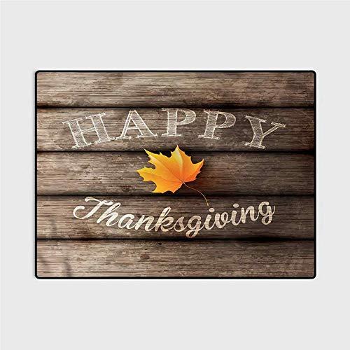 Classroom Rug Thanksgiving