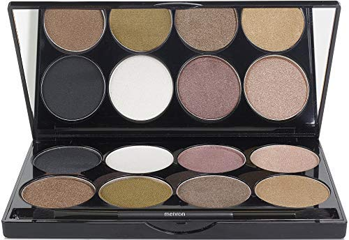 Mehron 8 Couleur des yeux Palette - Shimmer