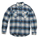 (デニム&サプライ ラルフローレン)Denim&Supply Ralph Lauren 長袖シャツ Plaid Cotton Twill Workshirt ケイシープレイド Casey Plaid (XL) [並行輸入品]