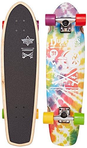 Dusters Skateboard Tie Dye, Motorrad, 31
