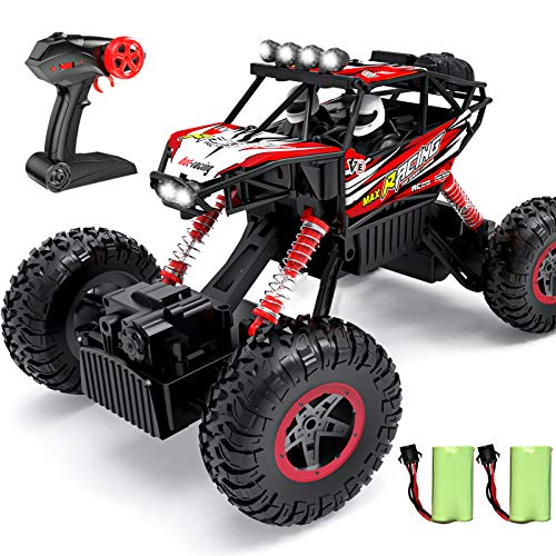Hot Bee RC Cars 1:12 Remote Control Car for Boys, 2.4Ghz 4WD Off Road...