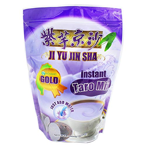 Possmei Gold Premium Taro Pulver für Bubble Tea 1kg (Papa Vo®)