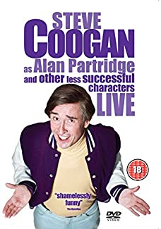 Steve Coogan - As Alan Partridge And Other Less Successful Characters Live