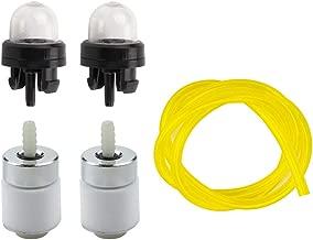 Leopop Fuel Line Fuel Filter Primer Bulb fit Ryobi 600r 704r 704rVP 705r 720r 725r 725rE 750r 765r 767r 770rEB 775r 780r 790r Parts Kit Engine String Trimmer