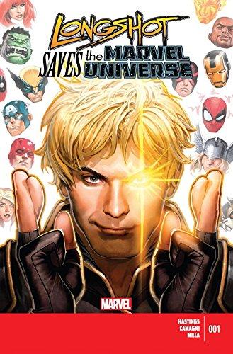 Longshot Saves The Marvel Universe #1 (of 4) (English Edition)