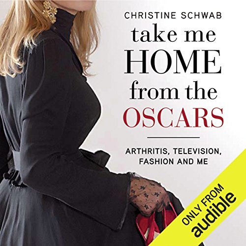 Take Me Home from the Oscars audiobook cover art
