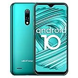 4G Telephone Portable Debloque Pas Cher,Ulefone Note 8P Android 10 2Go+16Go...