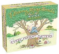 メアリー・エンゲルブライト Mary Engelbreit 2021 デイリーカレンダー
