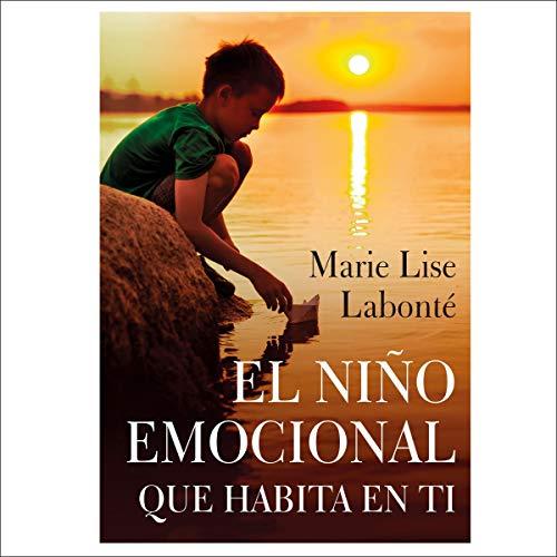 Diseño de la portada del título El niño emocional que habita en ti