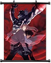 Speed Grapher Anime Fabric Wall Scroll Poster (32 x 46) Inches.[WP]Spe-27 (L)
