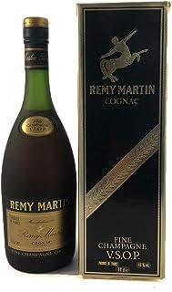 """Remy Martin VSOP Fine Champagne Cognac 1980""""s 68cl in einer mit Seide ausgestatetten Geschenkbox, da zu 4 Weinaccessoires, 1 x 680ml"""