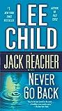 Never Go Back - A Jack Reacher Novel - Dell - 01/04/2014