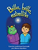 Brilla, Brilla, Estrellita (Twinkle, Twinkle, Little Star) Lap Book (Spanish Version) (Las Figuras (Shapes)) (Literacy, Language, and Learning)