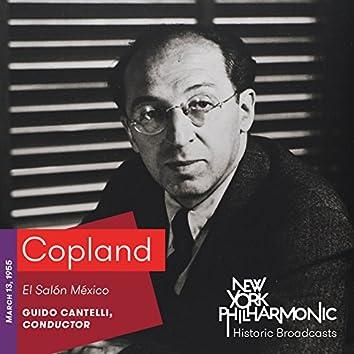 Copland: El Salón México (Recorded 1955)