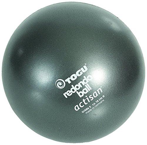 Togu Gymnastikball für Beckenbodentraining, Pilates und Fitness Redondo Actisan 18 cm Durchmesser