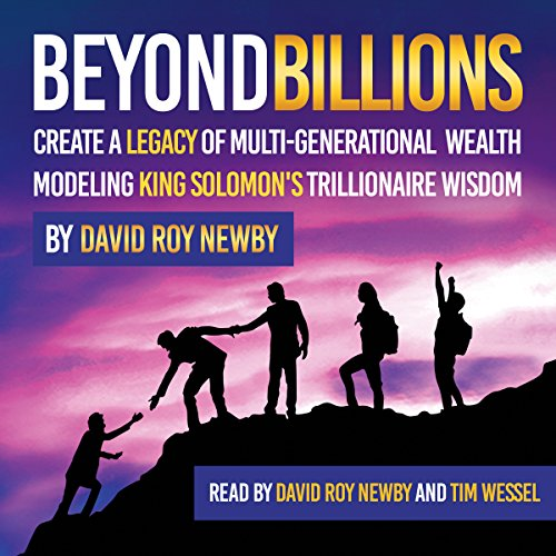 Beyond Billions audiobook cover art