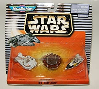 Micro Machines Star Wars XV Collection