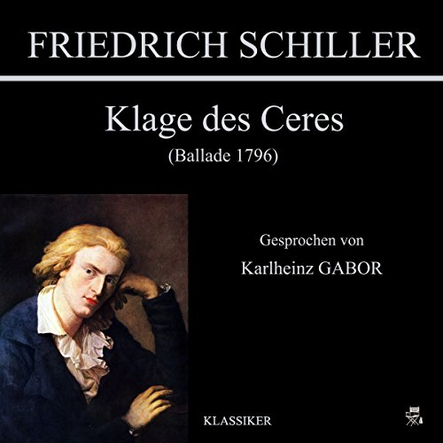 Klage des Ceres cover art