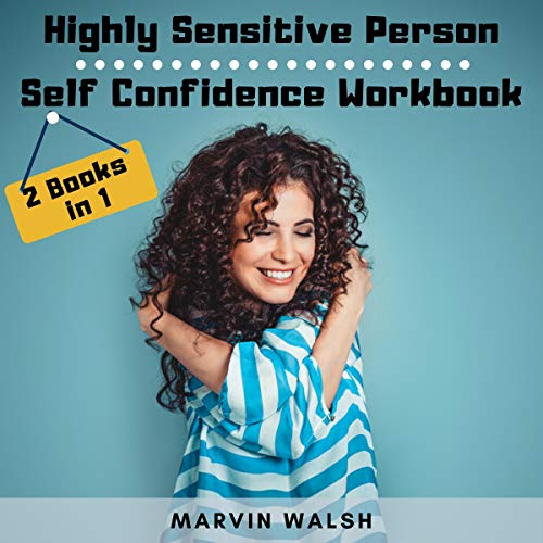 『Highly Sensitive Person & Self Confidence Workbook』のカバーアート