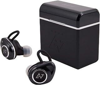AVIOT TE-D01d mk2トゥルーワイヤレスイヤホン 完全ワイヤレス Bluetoothイヤホン (Black)