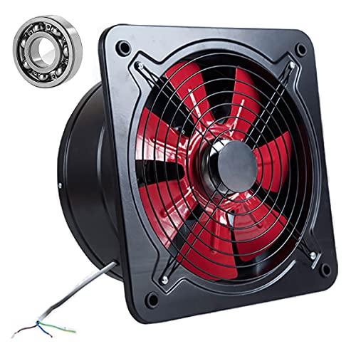 OJKYK Ventilador Extractor con El Cojinete De Bolas De Doble Ventiladores De Pared Ventilación Eficiente 3100/5500m³/h para Áreas como Fábricas Lofts Y Sótanos