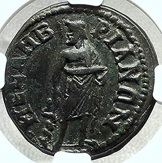 1000 IT PHILIP I the Arab & OTACILIA SEVERA Mesembria Rom coin Ch VF NGC