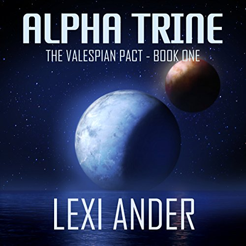 Alpha Trine audiobook cover art