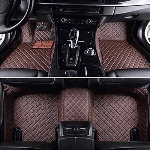 JNXZHQCHD auto leer aangepaste automatten. Voor Chevrolet Captiva Sonic Sail vonken Aveo Cruze Blazer Epica Camaro Equinox Cavalier Trax