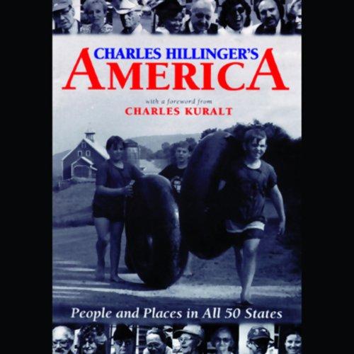 Charles Hillinger's America audiobook cover art