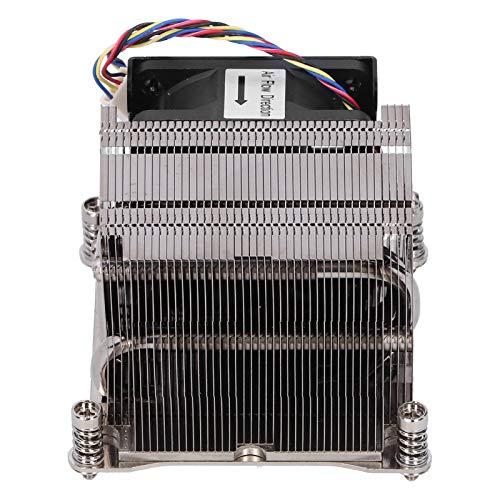 SNK-P0048AP4 Monitor de disipador de calor Control PWM de 4 pines Ventilador de refrigeración de CPU 8400 RPM Mointor de disipación de calor de computadora para zócalo LGA 2011 ILM cuadrado / estrecho