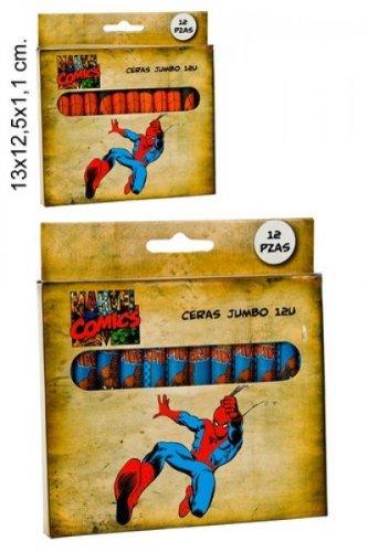 Artesania Cerda - Crayons Gras Spiderman