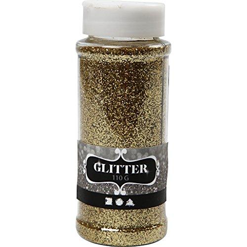 51262 Glitter 110g gold