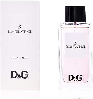 DOLCE & GABBANA Anthology L'Imperatrice 3 Eau de Toilette Spray for Women, 100 ml