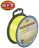 WFT Zielfisch Brandung 250m 0,40mm 11,5kg gelb - Angelschnur zum Brandungangeln auf Dorsch &...