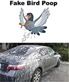 Prank Ideas Fake Bird Poop for Cars, Special Effects, Gag Gifts, Pranks for Adults Prank Stuff, Bad Parking, April Fools