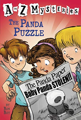 A to Z Mysteries: The Panda Puzzleの詳細を見る