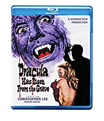 Dracula Has Risen From The Grave Blu Ray