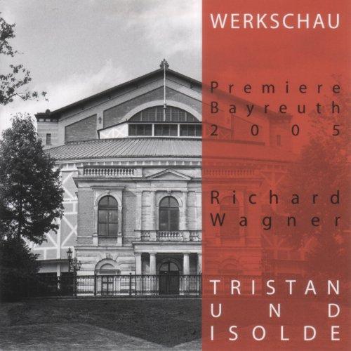 『Richard Wagner: Tristan und Isolde』のカバーアート