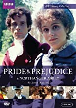 Pride & Prjdce & Northanger Abbey (RPKG)