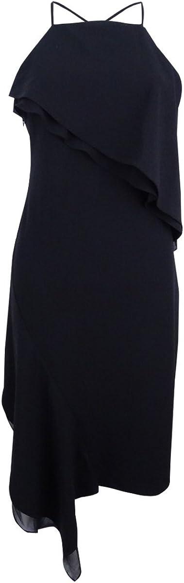 Betsey Johnson Women's Scuba Crepe Cocktail Dress