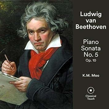 Beethoven: Piano Sonata No. 5, Op. 10