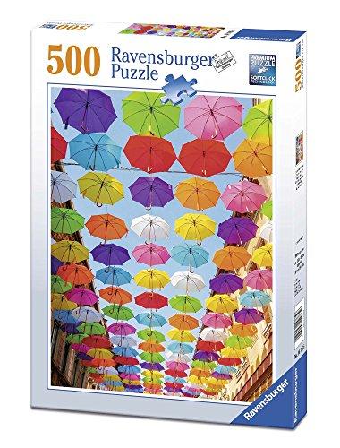 Ravensburger Italy- Puzzle in Cartone, 500 Pezzi, 14765 6