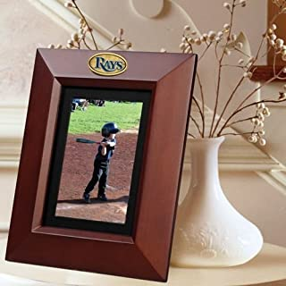 The Memory Company MLB Tampa Bay Rays Official Brown Vertical Picture Frame, Multicolor, One Size