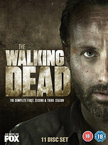 The Walking Dead - Seasons 1-3 (11 DVDs)